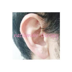 耳つぼセラピーは男性でもできます
